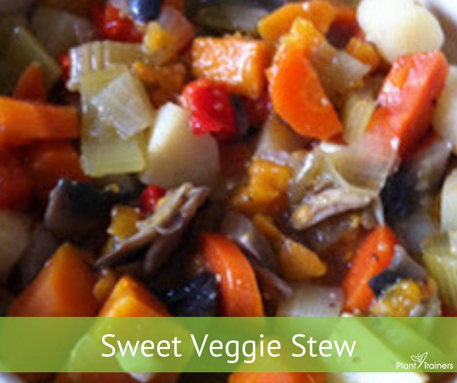 Sweet Veggie Stew