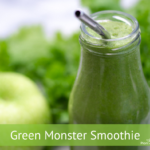 Green Monster Morning Smoothie