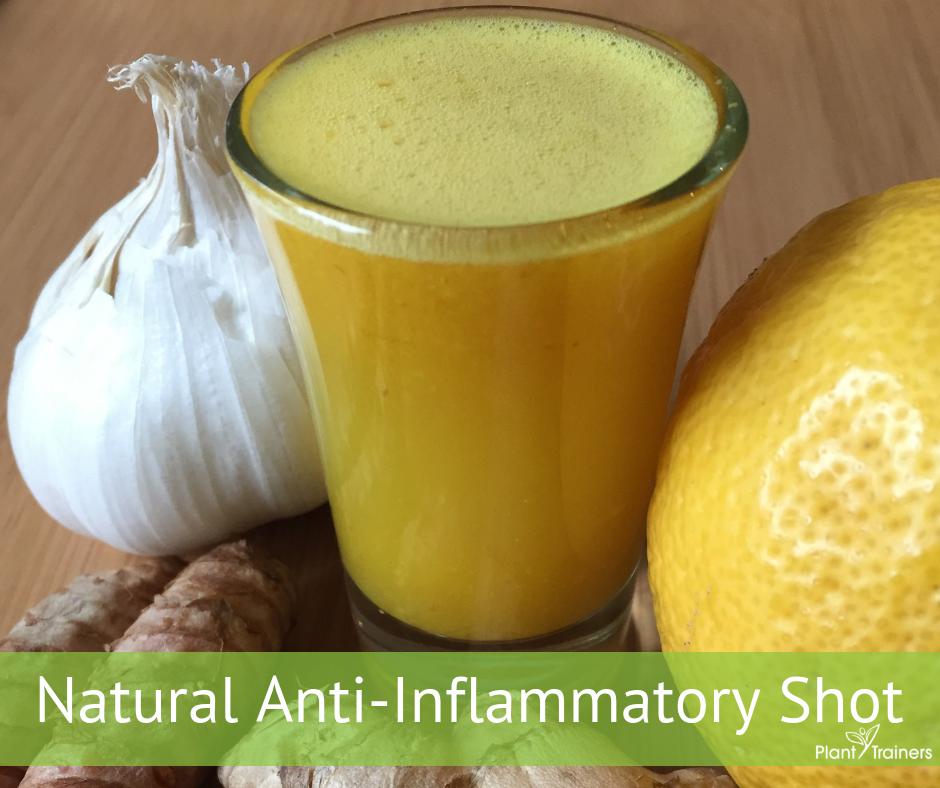 Natural Anti-Inflammatory Shot