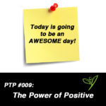 Power of positive