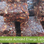 Chocolate Almond Energy Cubes