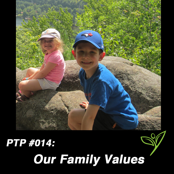 Our Family Values - PTP014