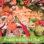 Peanut Butter Pad Thai