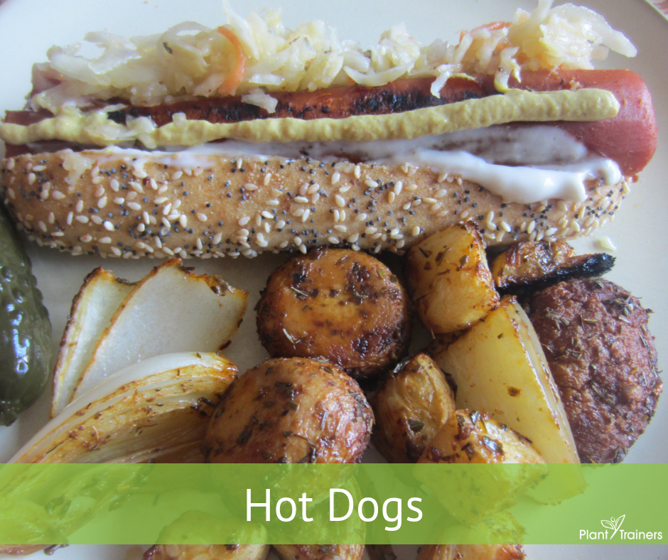 Hot Dogs, Vegan & GF – You Won't Believe It!