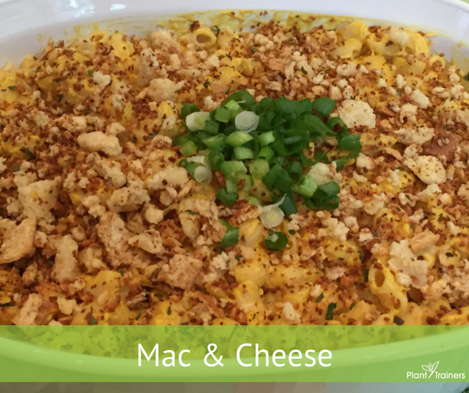The Best Homemade Vegan Mac and Cheese Ever!