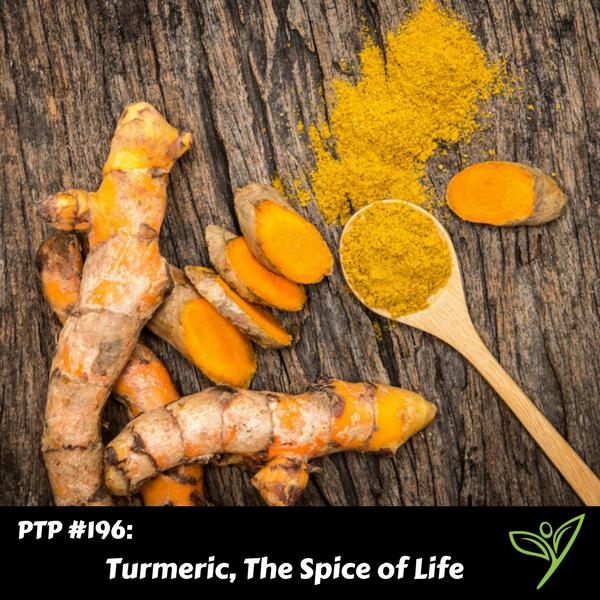 PTP196 - Turmeric