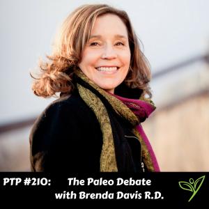 PTP210 Brenda Davis Paleo