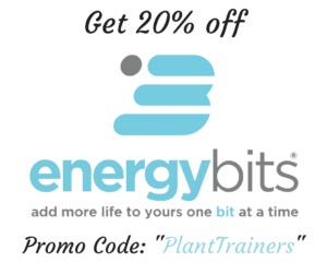 "Use ""planttrainers"" at checkout"