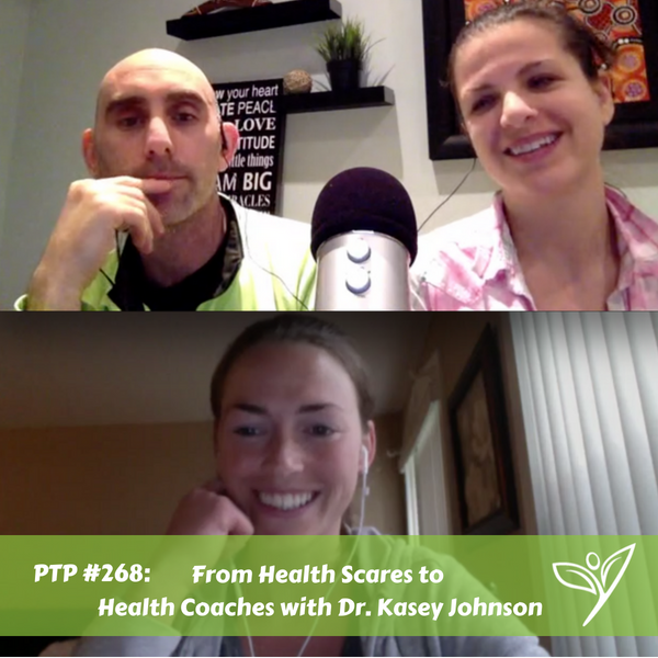 PTP268 - Our Interview with Dr Kasey Johnson
