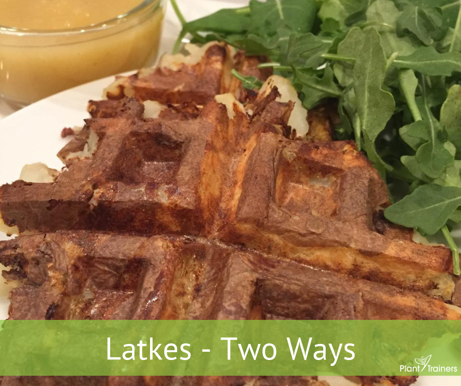Latkes – Two Ways