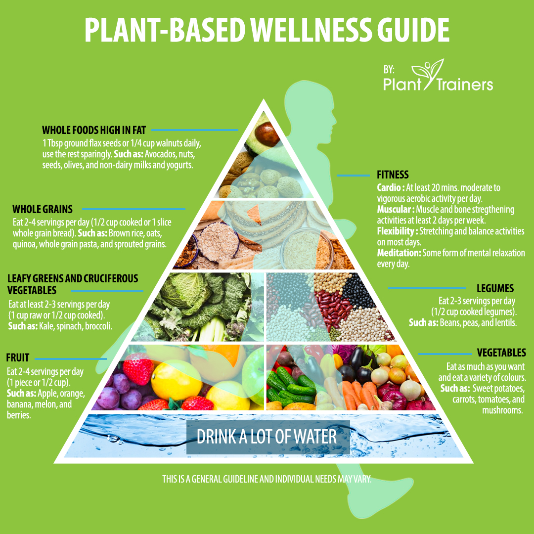 Plant-Based Wellness Guide