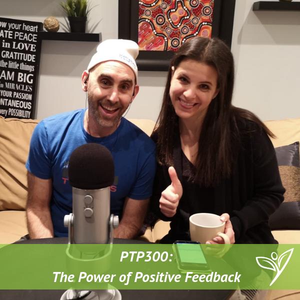 PTP300 Positive Feedback