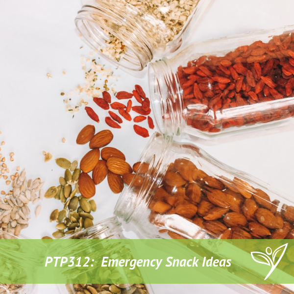 5 Emergency Snack Kit Ideas – PTP312