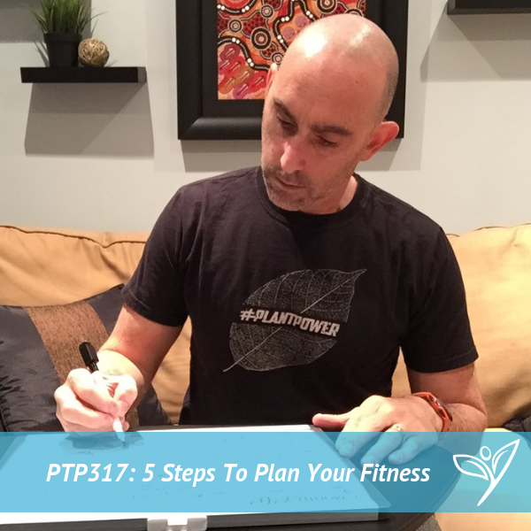 PTP317 - 5 Steps To Plan Your Fitness