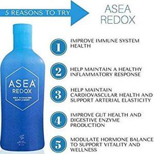 ASEA Redox info
