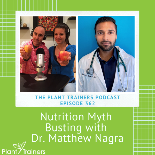 Nutrition Myth Busting with Dr. Matthew Nagra – PTP362