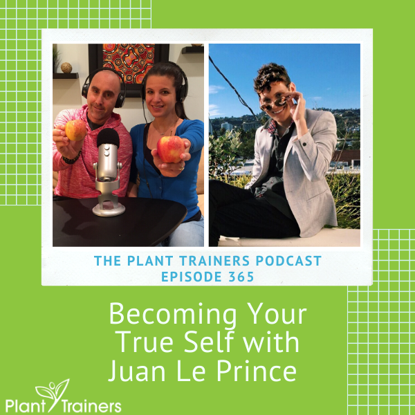 Becoming Your True Self with Juan Le Prince – PTP365