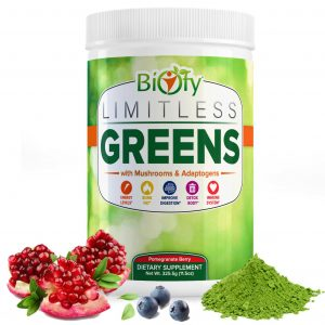 Biofy Limitless Greens - Click for coupon
