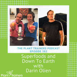 Superfoods and Down To Earth with Darin Olien – PTP382