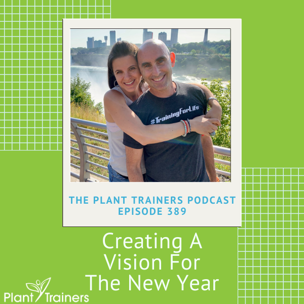 Creating A Vision For The New Year - PTP389
