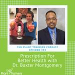PTP392 Dr Baxter Montgomery