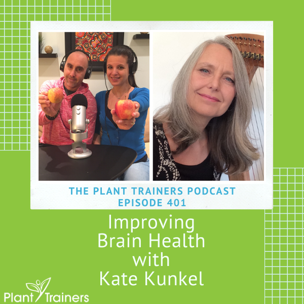 Improving Brain Health with Kate Kunkel – PTP401