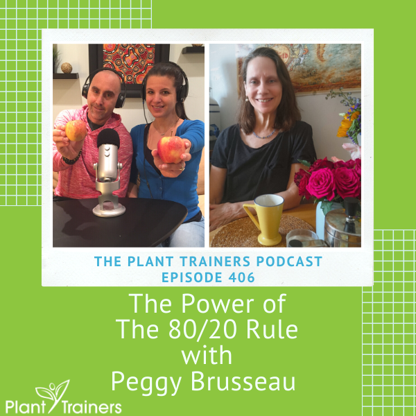 The Power Of The 80/20 Rule With Peggy Brusseau – PTP406