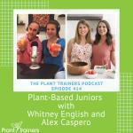 PTP414 Plant-Based Juniors