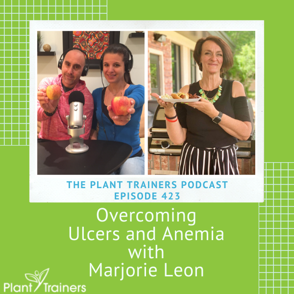 Overcoming Ulcers and Anemia with Marjorie Leon – PTP423