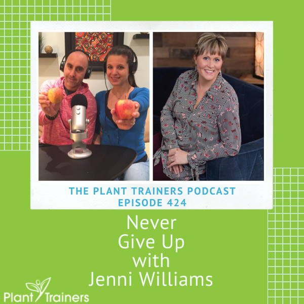 Never Give Up with Jenni Williams – PTP424